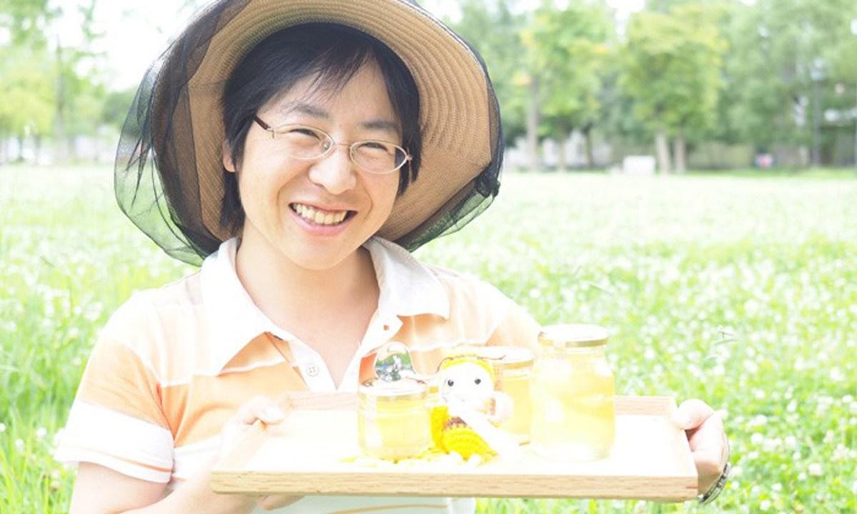 広島産のハチミツ!ハニープラスさん