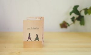 SWEETS LABO Laugh&Roughさまショップカード・ポイントカード・パッケージデザイン