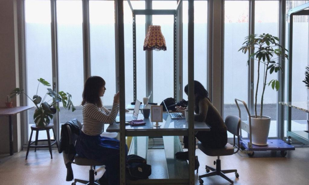 シェアオフィス 【いいオフィス広島】さんにお邪魔しました