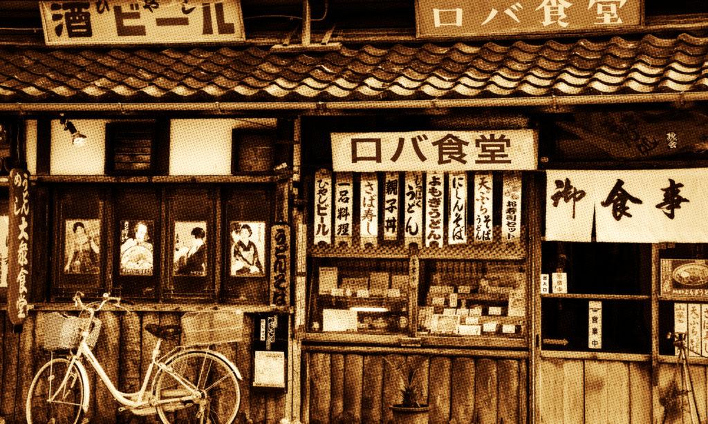 元気の源、ロバ食堂【ロバ3号大活躍】
