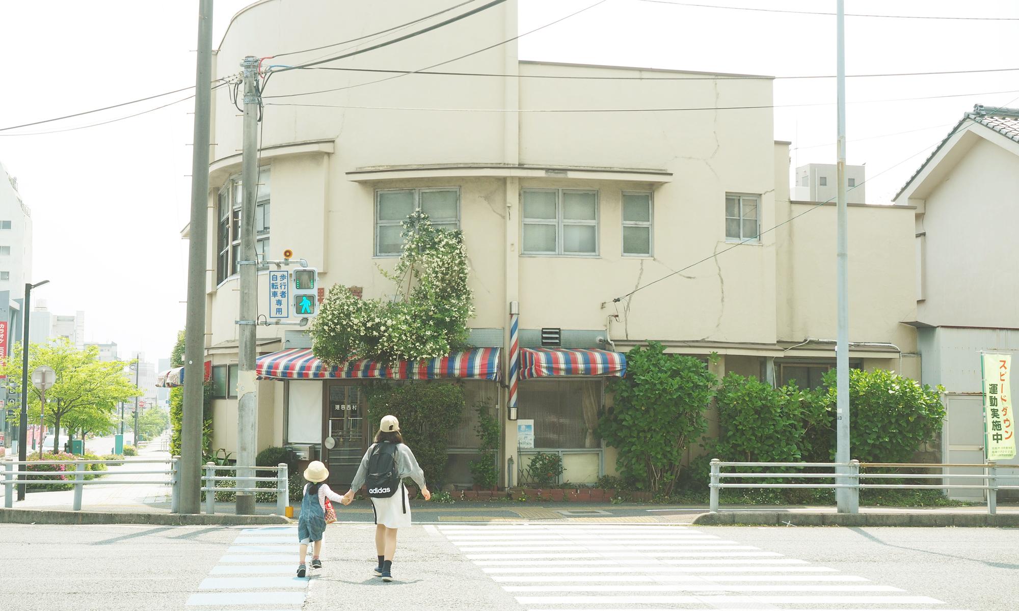 【昭和】レトロ可愛い理容院よ、フォエバー